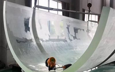 Berkualitas aquarium besar ukuran custom – CALL/WA: 081803215590