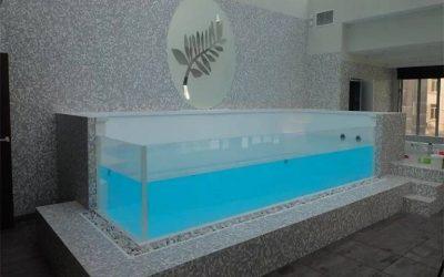 Harga akrilik tebal untuk kolam renang mewah dan berkualitas – CALL/WA: 081803215590