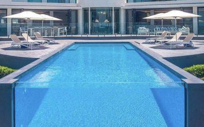Harga kolam renang akrilik kaca bening untuk rumah – CALL/WA: 081803215590